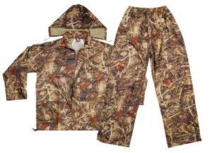 Custom Leathercraft R180XL Camo Rain Suit
