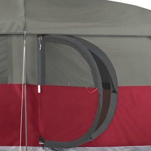COLEMAN Hampton 6 Person Family Camping Cabin Tent