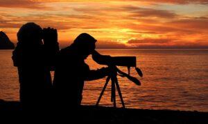 300 yard spotting scope